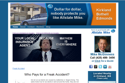 Allstate Mike