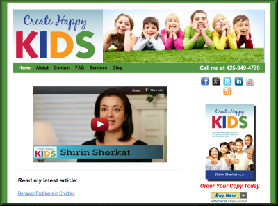Create Happy Kids