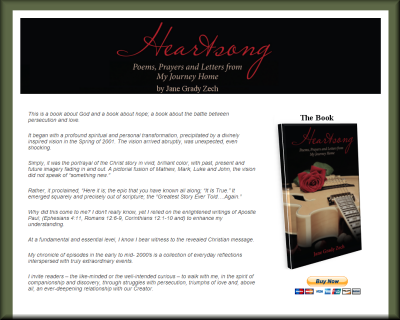 Heartsong The Book